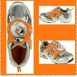 Other - BB8 Toddler shoes